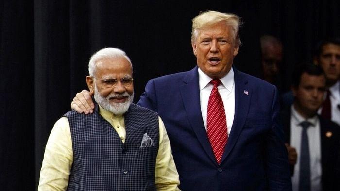 Modi - Trump