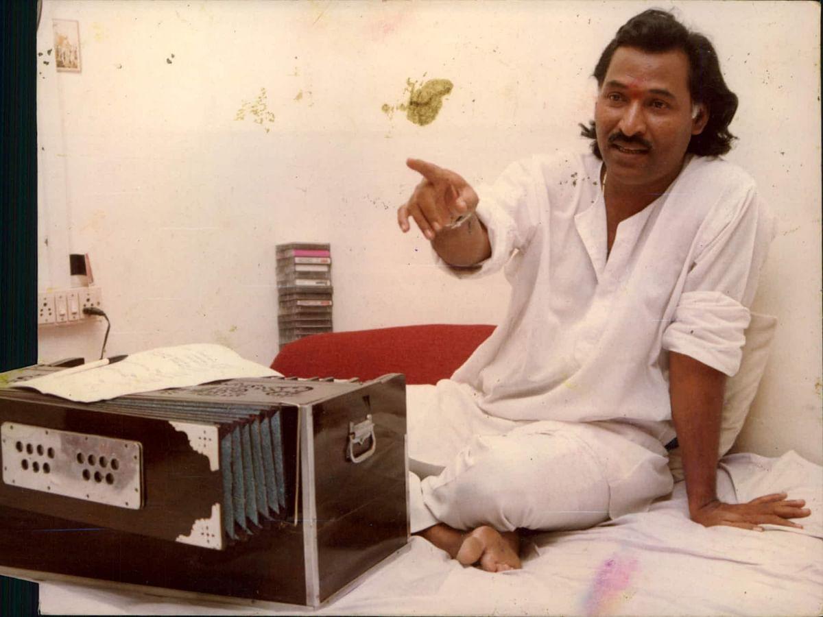 `` `வாங்க உட்காருங்க' லாஜிக் சொன்னேன்; `ரா ரா ராமையா' பாட்டு உருவாச்சு!'' - இசையமைப்பாளர் தேவா