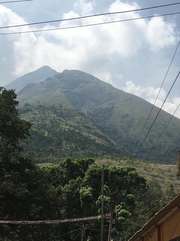Kurangani Hill