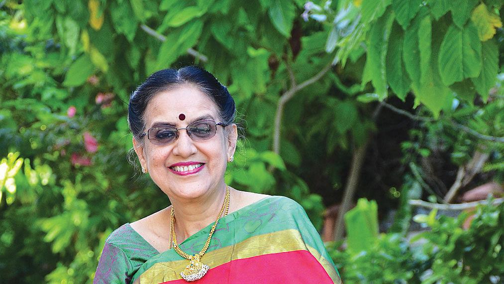 சித்ரா குமார்