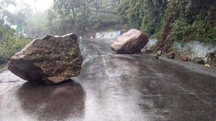 Heavy rain in Nilgiris