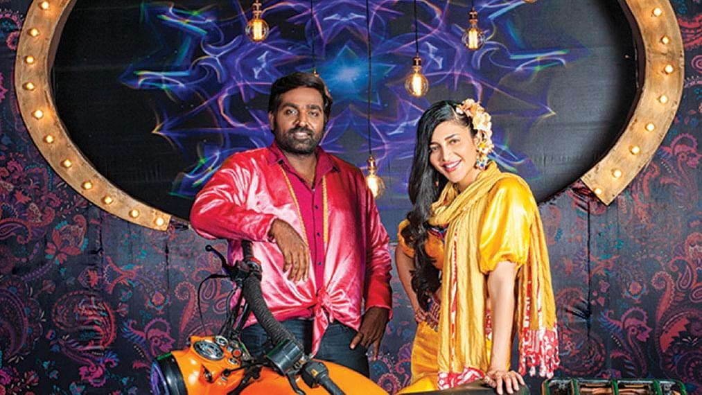 Vijay Sethupathi , Shruti Haasan