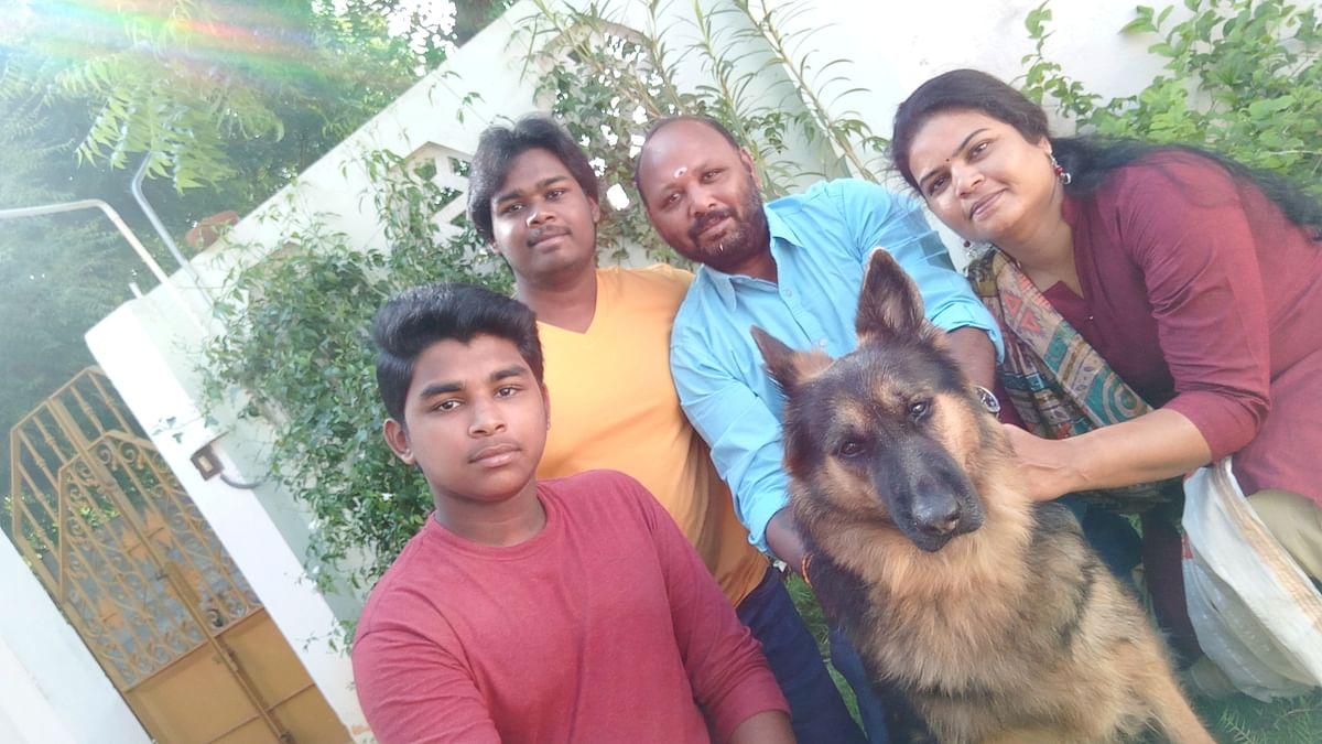 Veenu Family