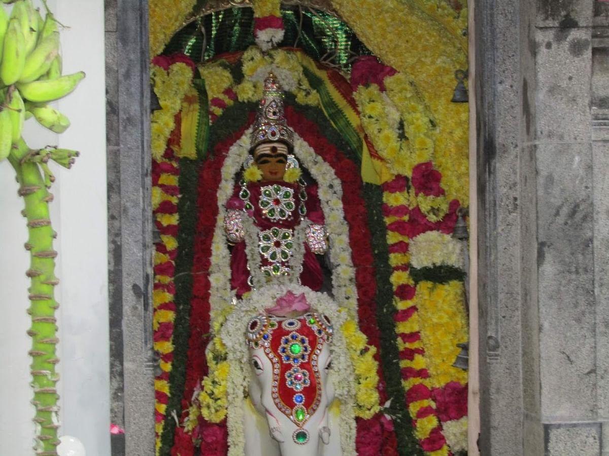 திருவலிதாயம் திருத்தலத்தில் குருப்பெயர்ச்சி... சிறப்பு பூஜைகளில் கலந்துகொண்டு பக்தர்கள் பரவசம் !