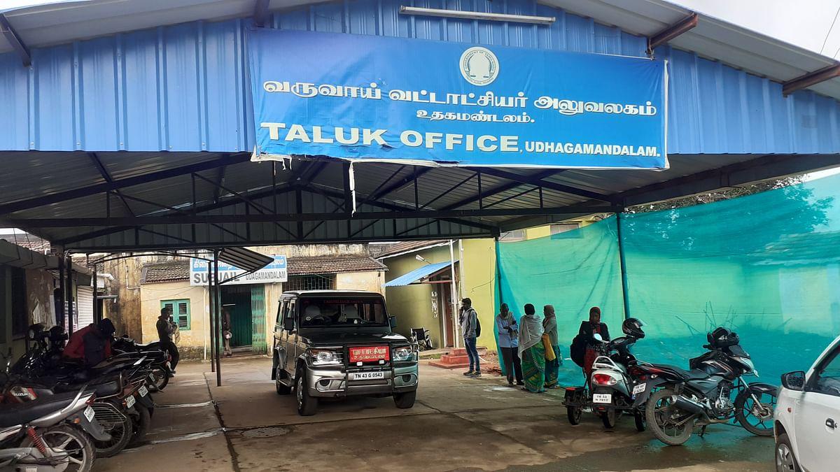 Taluk office Ooty