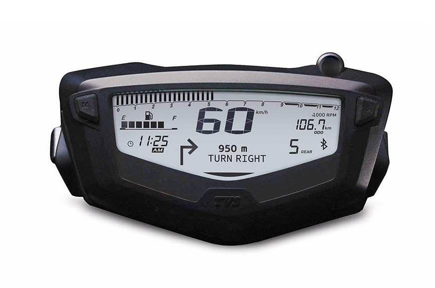 Apache Digital Meter