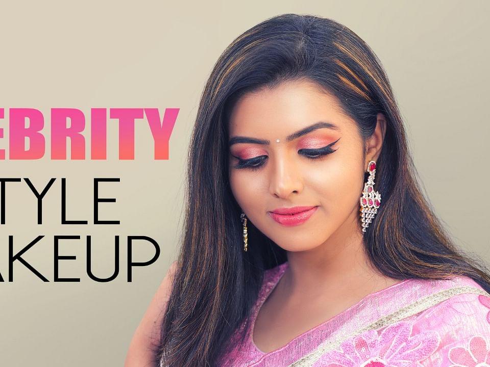 Celebrity Simple Makeup | Beginners | Makeup Tutorial