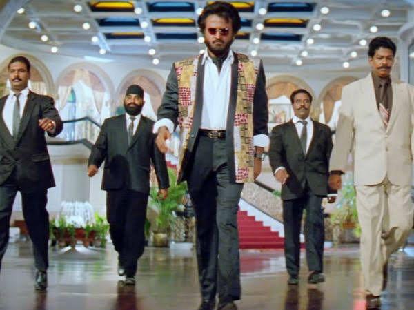 Baashha movie still