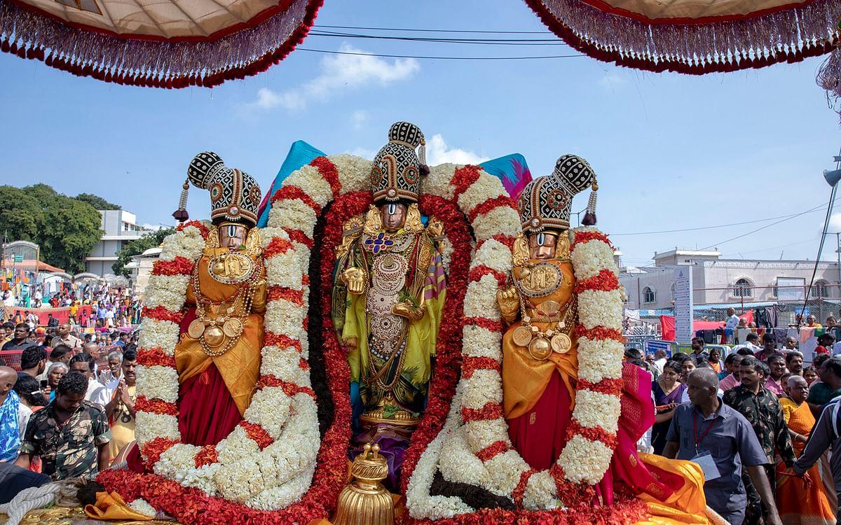 7 லட்சம் பக்தர்கள் தரிசனம் செய்த திருப்பதி பிரம்மோற்சவம்... சில சுவாரஸ்யத் தகவல்கள்!