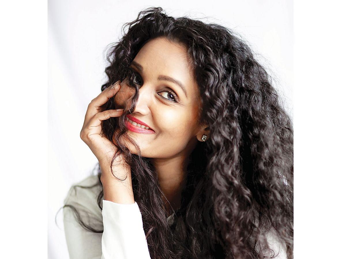 மேகா ராஜன்