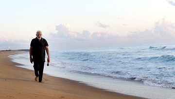 Modi in mamallapuram