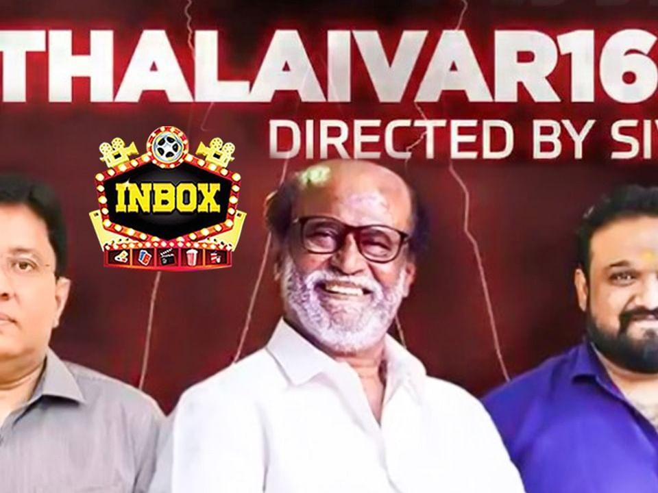 BREAKING: Thalaivar 168 Shooting Starts on... | Rajini | Siva