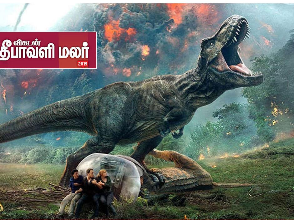 'டிக்: டிக்: டிக்' லாரி... 'மிஷன் மங்கல்' பூரி... எது சயின்ஸ் ஃபிக்ஷன்? #VikatanDiwaliMalar2019