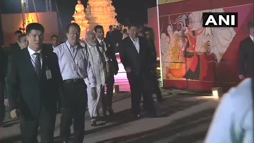 Live Updates: `இரவு விருந்து; ஒரு மணிநேரத்துக்கும் மேலாக ஆலோசனை!' - மோடி - ஜி ஜின்பிங் முதல்நாள் சந்திப்பு நிறைவு