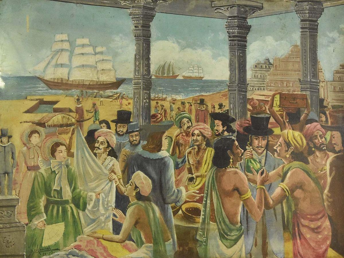 பான்-கோ முதல் ஜின்பிங் வரை... தமிழர் சீன வரலாறு!