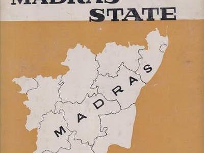 மதராஸ் ஸ்டேட் `தமிழ்நாடு' ஆன கதை இதுதான்! #TamilnaduDay
