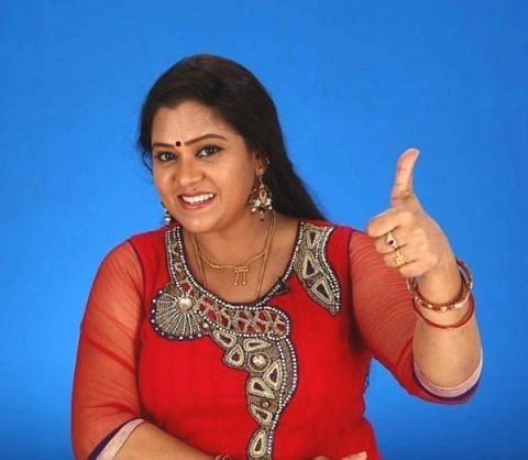நடிகை ராகவி
