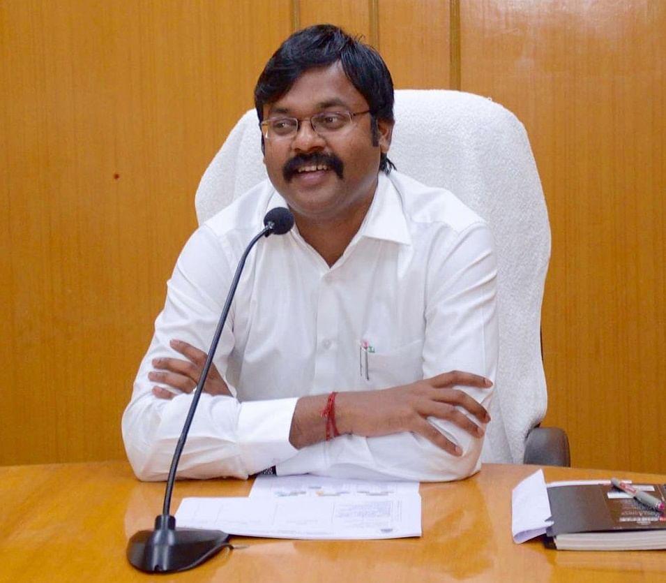 Vijayakarthikeyan IAS