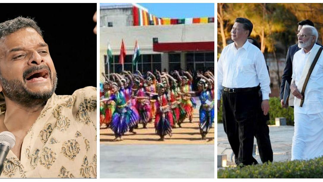 Modi - Xi Jinping Meet