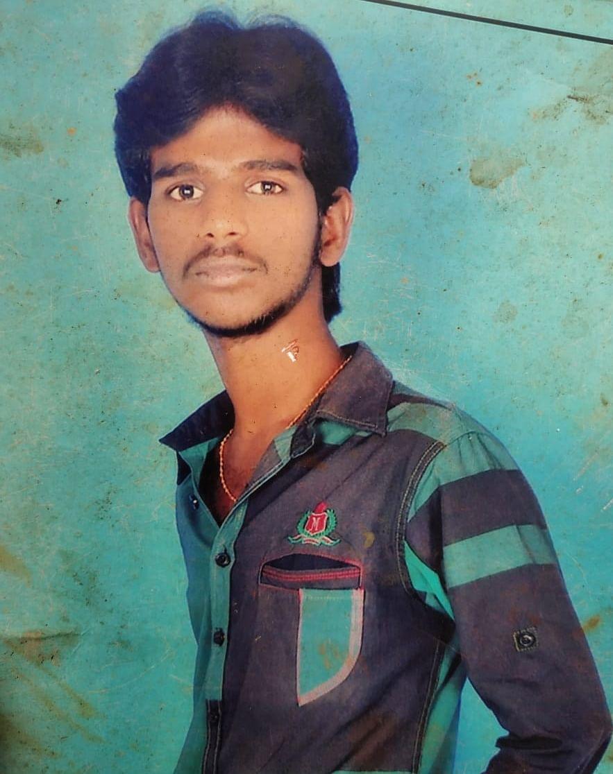 கொலைசெய்யப்பட்ட  விமல்ராஜ்
