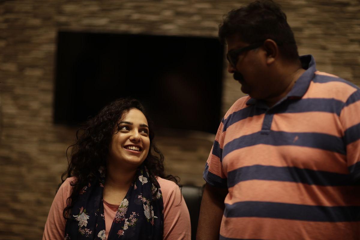 நித்யா மேனன் மற்றும் மிஷ்கின்