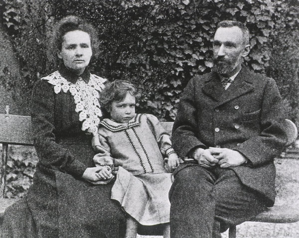 Curie family