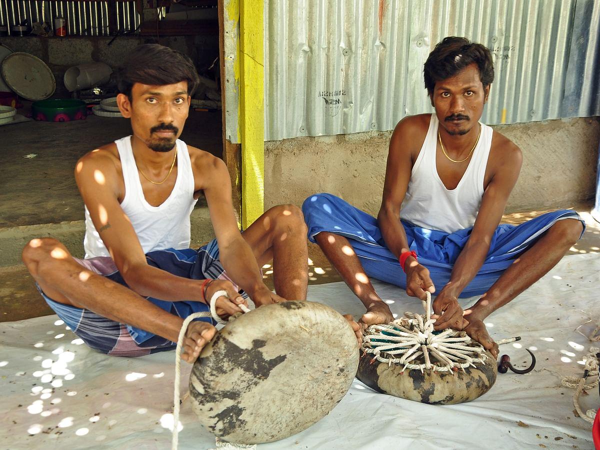 முத்துப்பாண்டி, ராஜ்குமார்