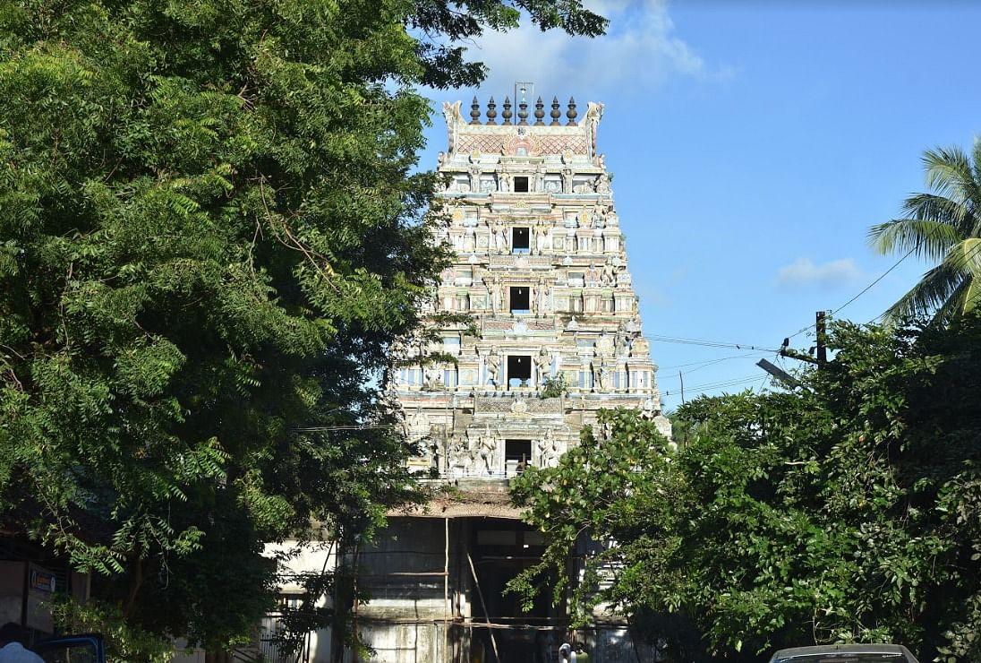 அருள்மிகு வதான்யேஸ்வரர் திருக்கோயில்