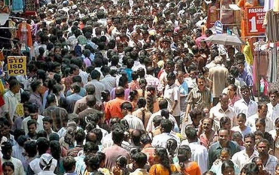 இந்தியா மக்கள் தொகை