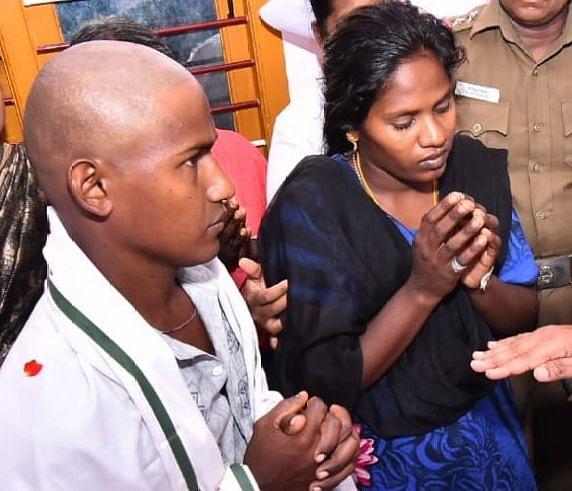 சுஜித் வில்சன் தாய் கலாமேரி