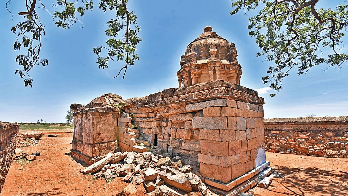 வேணுகோபாலர் திருக்கோயில் சிறுகாம்பூர்