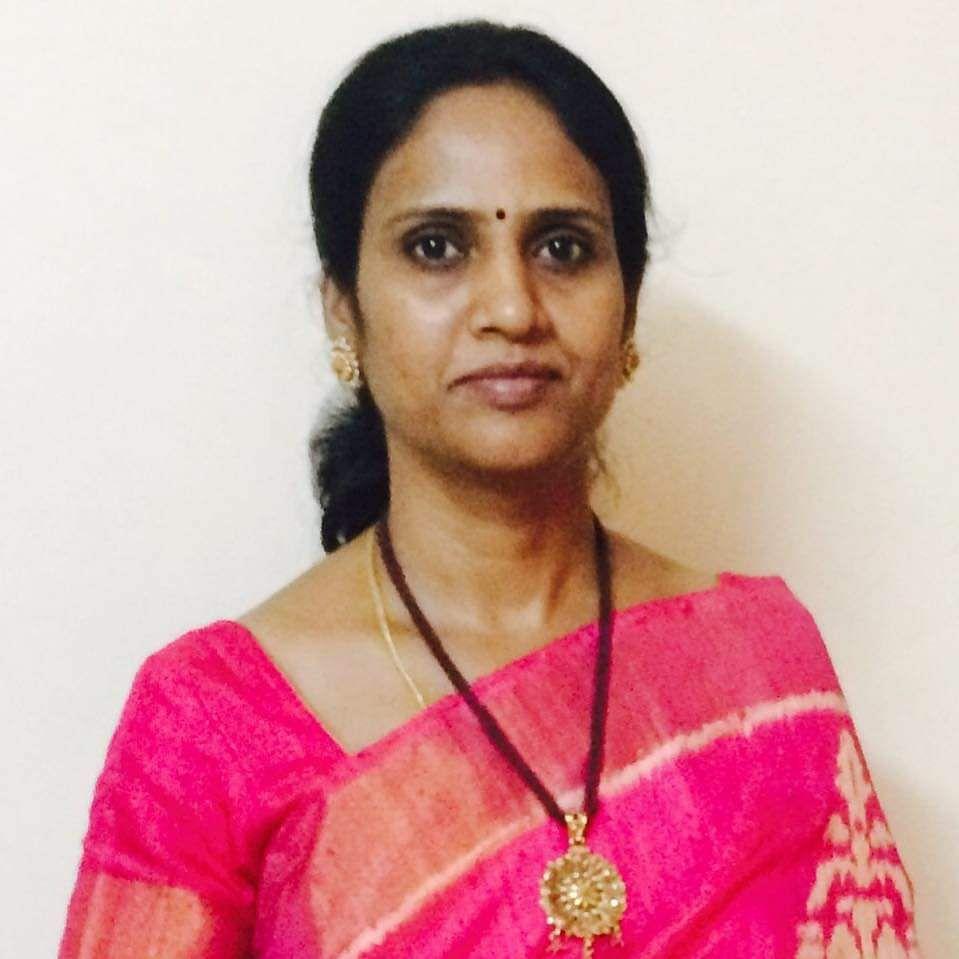 Dietician Thilagavathy