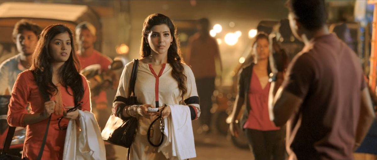 Amritha in Theri