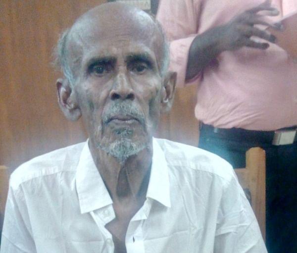 patient Karuppaiah