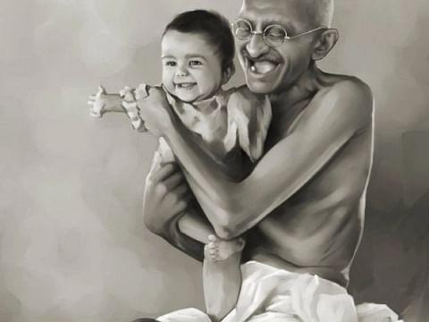 """``காந்தியிடம் நான் பெற்ற சொத்து விலைமதிப்பில்லாதது!"""" - நெகிழும் சாலமன் பாப்பையா #Gandhi150"""