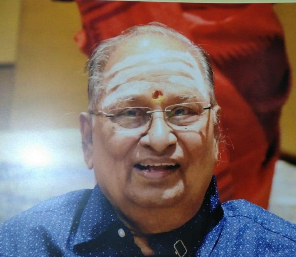 Dr.J.R.Krishnamurthy