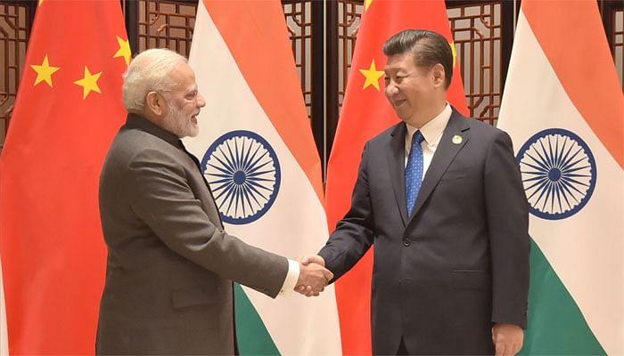 Modi - Xi jinPing