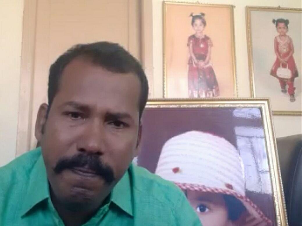 `உலகத்தில் பெரிய சோகம் குழந்தை இறப்பதுதான்!'- சுஜித் மரணத்தால் கண்ணீர் வடிக்கும் சப்-இன்ஸ்பெக்டர்
