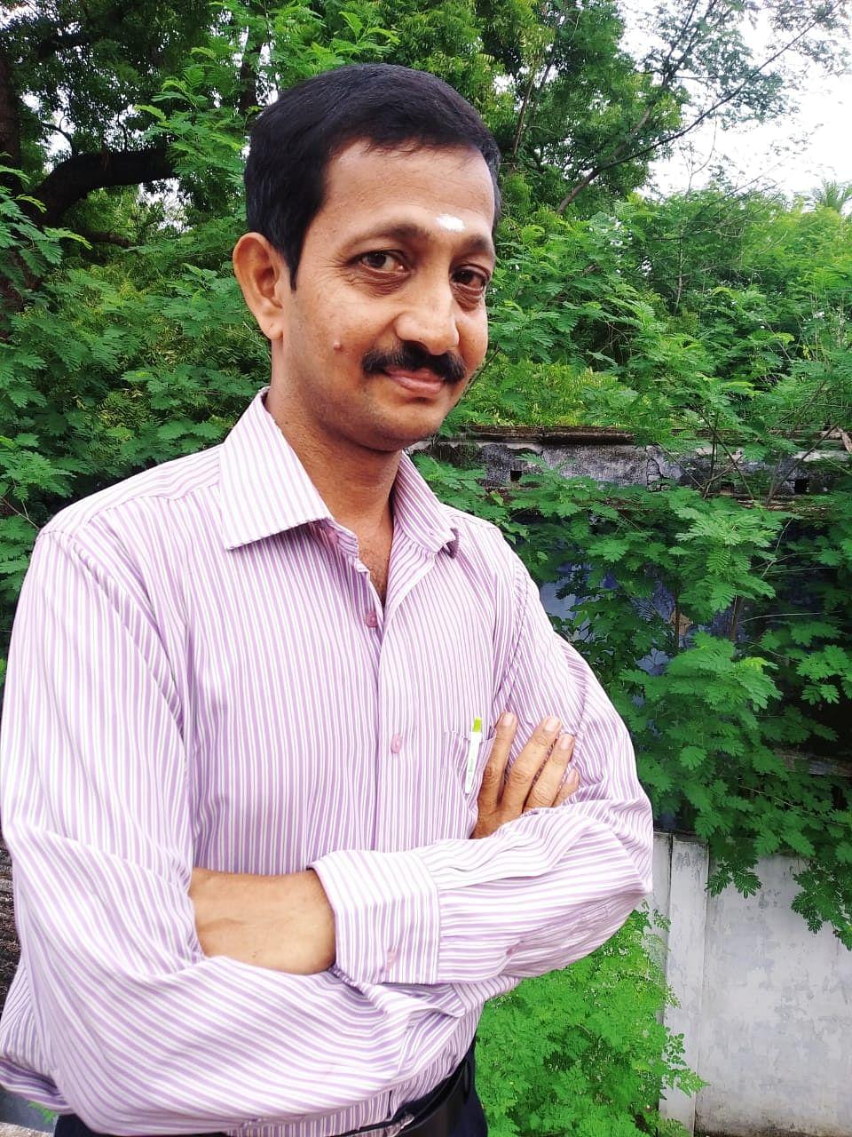 Dr.Rajashankar