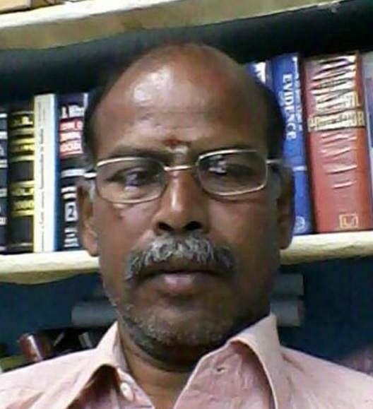 வழக்கறிஞர் ராஜேந்திரன்
