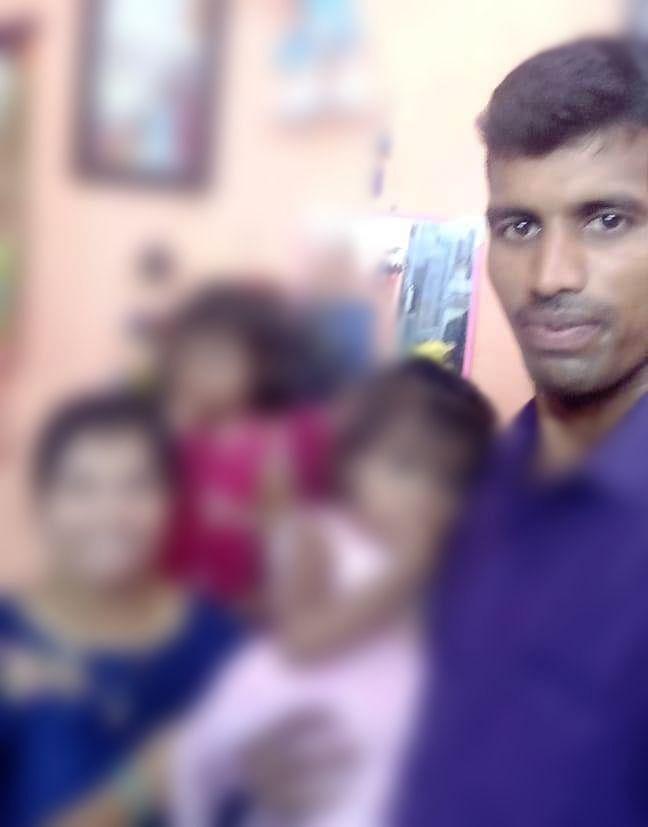 ரேணுகா, நாகேந்திரன் மற்றும் குழந்தைகள்