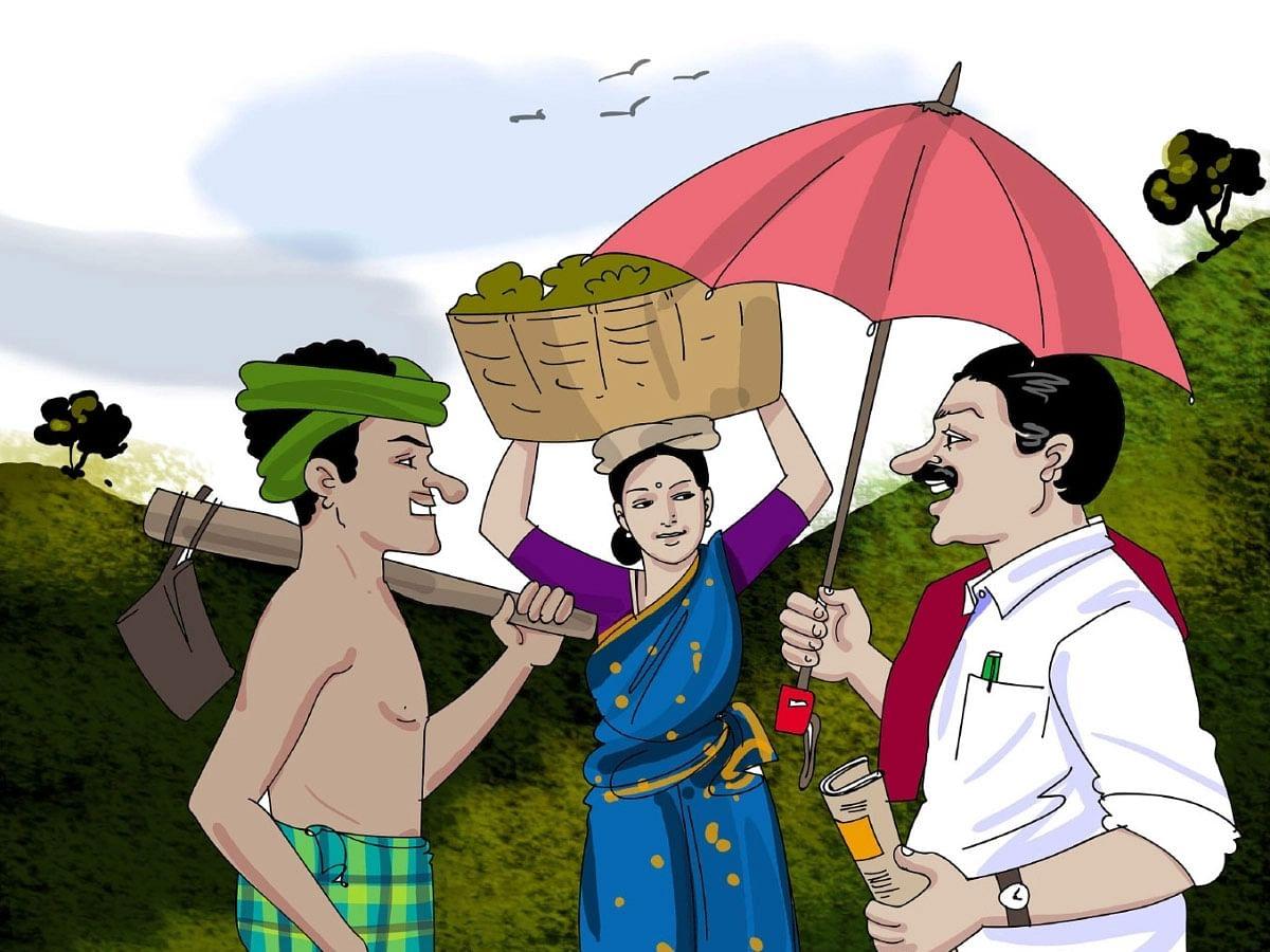 நிலங்கள், வீட்டுமனைகளுக்கும் வருகிறது 'ஆதார்' வகை அடையாள எண்!