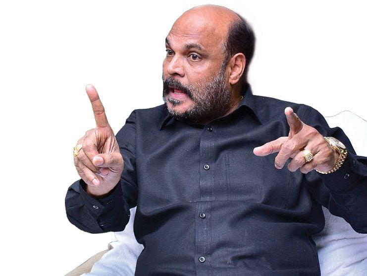 ''டாக்டர் கிருஷ்ணசாமி எங்களுக்கு ஒரு பொருட்டே அல்ல''