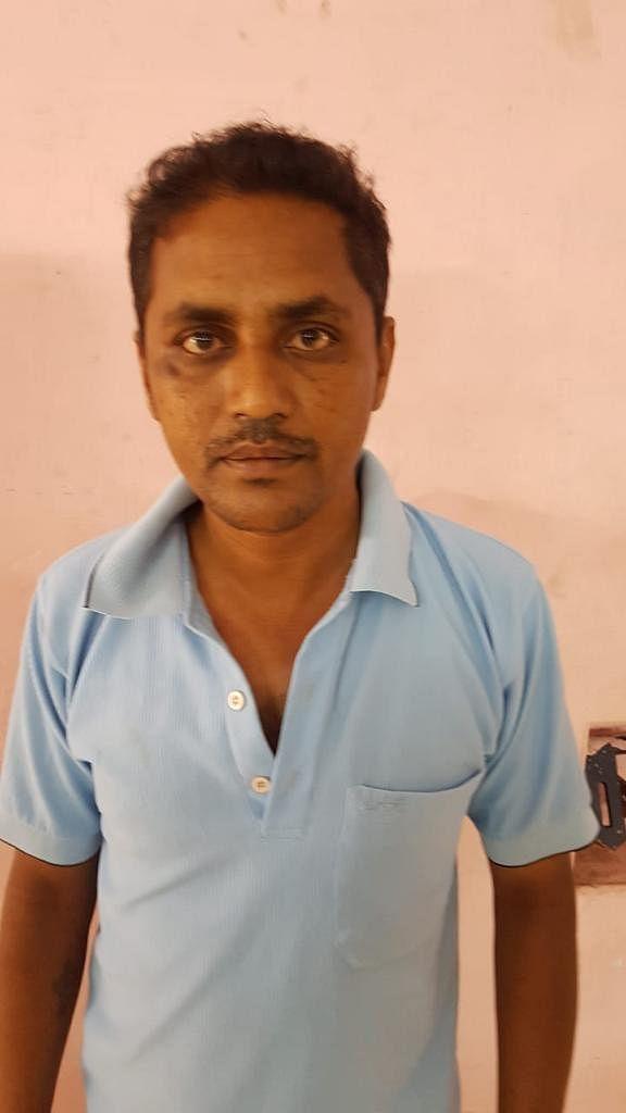 வாலிபரைக் கொலை செய்த ஆட்டோ டிரைவர் சுரேஷ்.