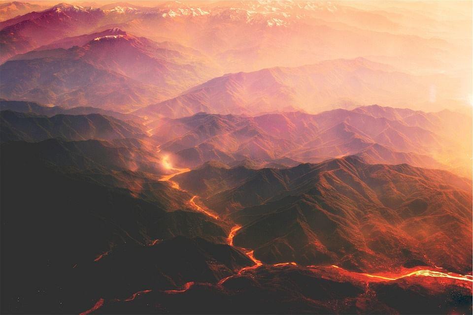எரிமலைத்தொடர்