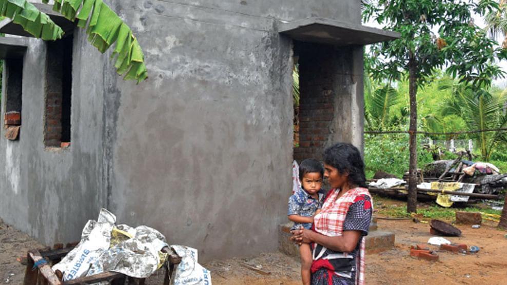 'கஜா' நிவாரணக் களத்தில்...