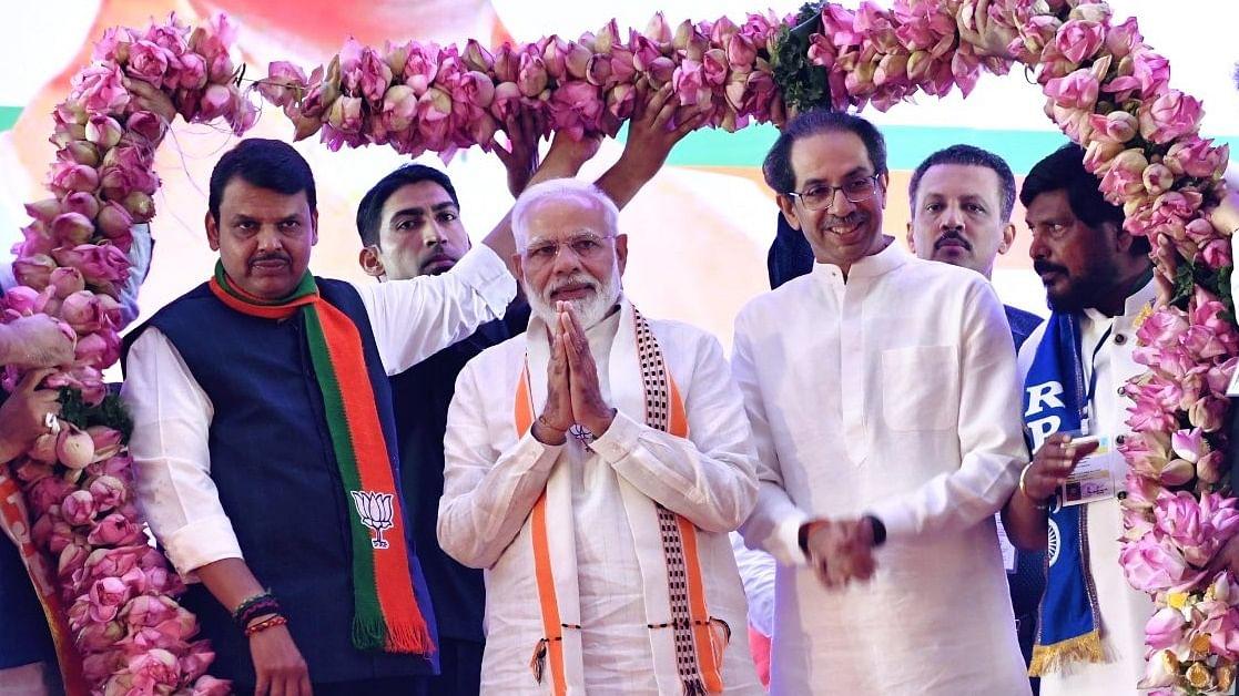 மகாராஷ்டிரா கூட்டணி