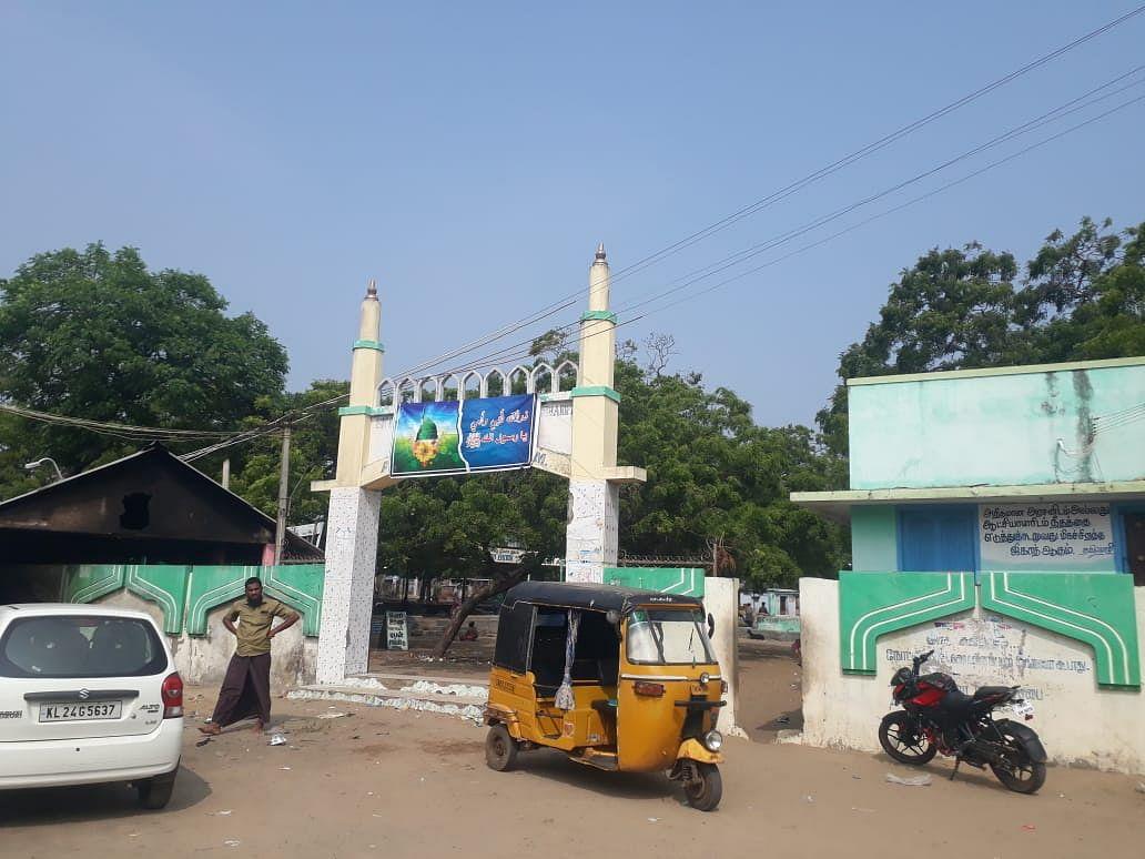 சம்பவம் நடந்த பகுதி