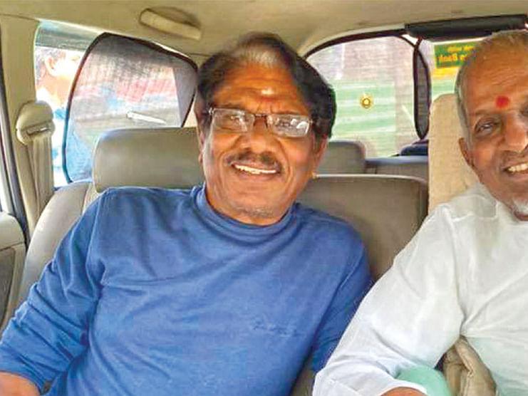 பாரதிராஜா, இளையராஜா