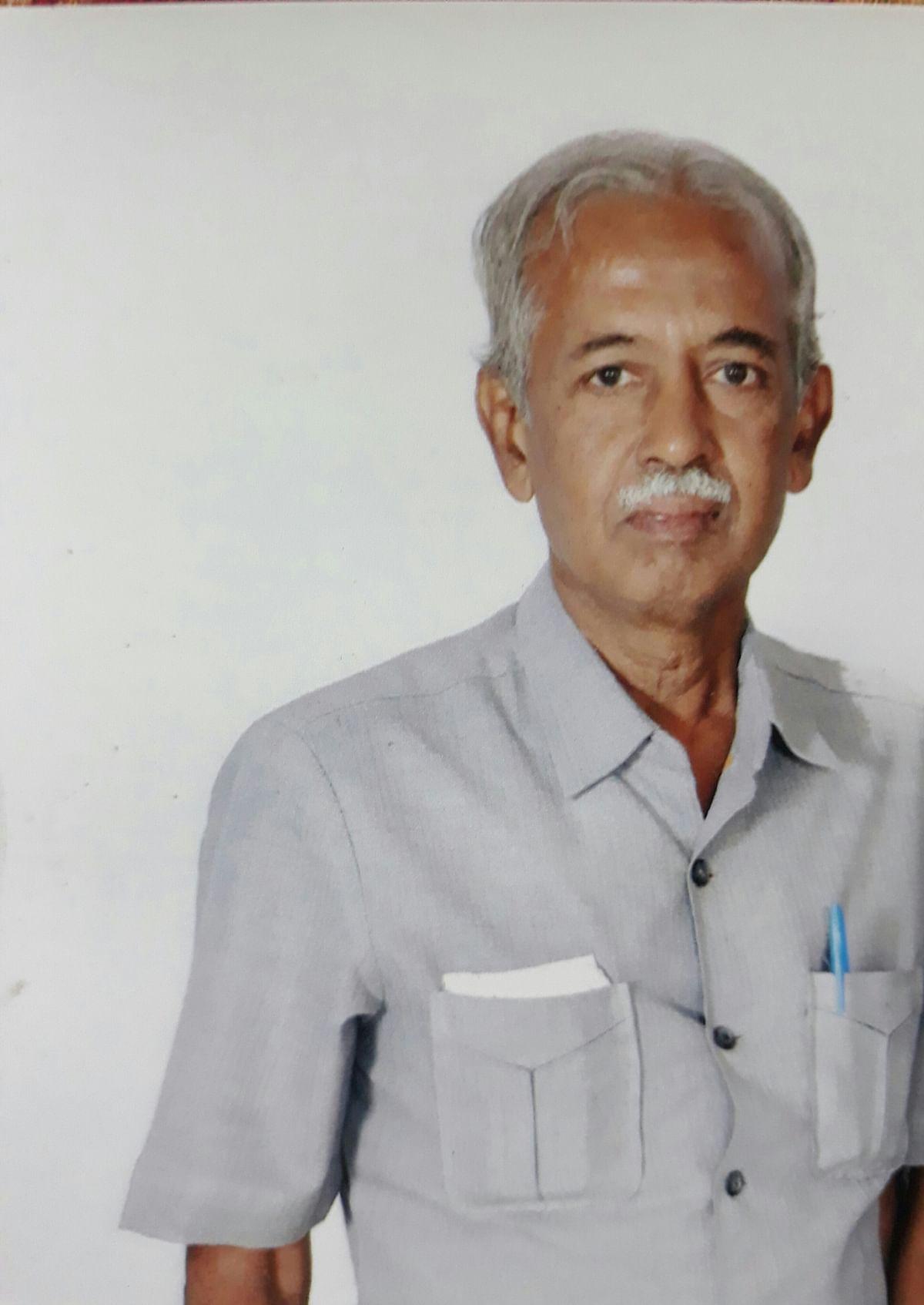 ஆடிட்டர் சொ.பாஸ்கரன்